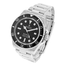 Rolex 116600 Steel 2014 Sea-Dweller 4000 40mm pre-owned