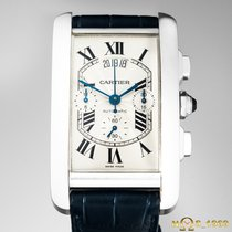 Cartier Tank Américaine W2609456  /  2893 2018 new
