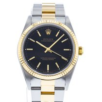 Rolex Oyster Perpetual Steel 34mm Black