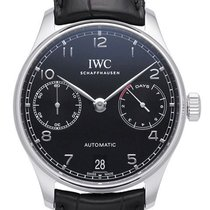 IWC Portugieser Automatic 7 Tage IW500703 D-Papiere
