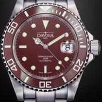 Davosa Ternos Diver Ceramic Braun Automatik  Inzahlungnahme...