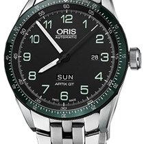 Oris Calobra Steel Black United States of America, New York, Brooklyn