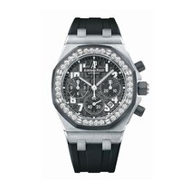 Audemars Piguet Royal Oak Offshore Selfwinding  black Dial...