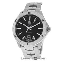 TAG Heuer Authentic Men  Link Caliber 5 WAT2010-0 Steel Day Date