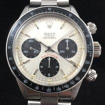 Rolex Daytona 6263 Silver Box & Paper