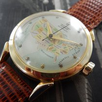 Tissot Rose gold Automatic pre-owned