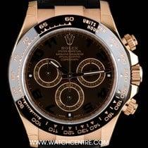 Rolex 18k R/G UnwornCeramic Bezel Daytona B&P 116515LN