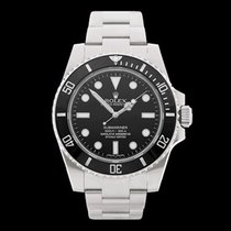 Rolex Submariner Non Date Stainless Steel Gents 114060 - W4245