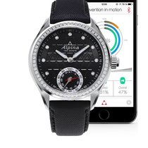 Alpina Smartwatch Collection Horological Smartwatches Ladies...