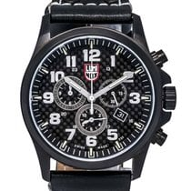 Luminox Chronograph 45mm Quartz new Atacama Field Black