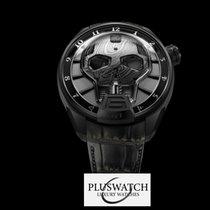 HYT Skull Watch Bad Boy 151-DL-43-NF-AS Limited ED.  T