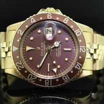 Rolex GMT-Master 1675 1973 pre-owned