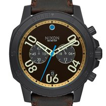 Nixon Steel 44mm Quartz A940-2209 new