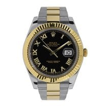 Rolex 116333 Gold/Steel 2014 Datejust II 41mm pre-owned United States of America, New York, New York