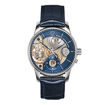 Moritz Grossmann ATUM Backpage, blue