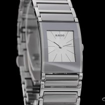 Rado Integral Ceramic 30mm Silver