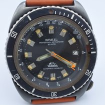 Breil 39mm Automatic 1970 pre-owned Black
