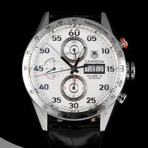 TAG Heuer Carrera Calibre 16 Steel 43mm Arabic numerals South Africa, Pretoria