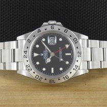 Rolex Explorer II 16570 from 2001, Box, Papers