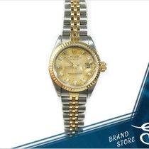 롤렉스Cellini,중고시계,서류 원본 있음, 정품 박스 없음,25 mm,금/스틸