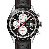 TAG Heuer Carrera Calibre 16 new 2019 Automatic Watch with original box and original papers CV201AP.FC6429