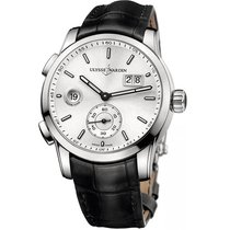 Ulysse Nardin Dual Time 3343-126/91 new