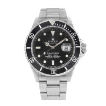 Rolex 16610 T Steel Submariner Date 40mm