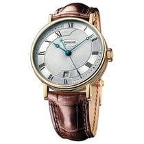 Breguet 36mm Automatic 2012 pre-owned Classique Silver