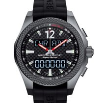 Breitling Bentley Supersports Titanio 46mm Negro
