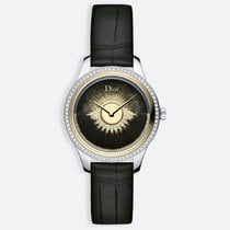 Dior Gold/Steel 36mm Automatic CD153B2BA001 new