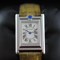 Cartier Quartz occasion Tank (submodel)