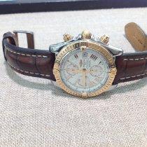 Breitling Chronomat Evolution Gold/Steel 44mm White Roman numerals United Kingdom, Gateshead