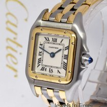 Cartier Panthère pre-owned 29.5mm Gold/Steel