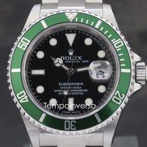 Rolex Submariner Date 16610LV 2009 neu
