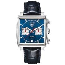 TAG Heuer Monaco Calibre 12 Steel 39mm Blue No numerals United Kingdom, or EU warehouse (see description)
