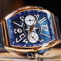 Franck Muller Red gold Automatic new Vanguard