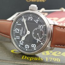 Perseo Steel 46mm Manual winding 16334 pre-owned