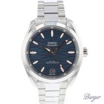 Omega Seamaster Aqua Terra Steel 34mm Blue