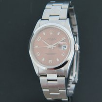 Rolex Date 15200 Pink Dial