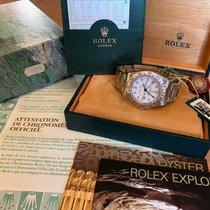 Rolex Explorer II Acier 40mm Sans chiffres Belgique, Sint Joris weert