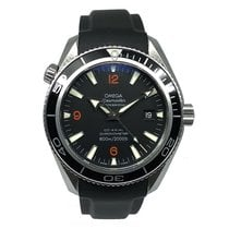 Omega 2201.50.00 Staal Seamaster Planet Ocean 42mm tweedehands
