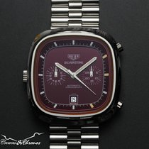 Heuer Steel 42mm Automatic pre-owned South Africa, Newcastle