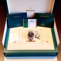 Rolex Day-Date 40 White gold 40mm Black United States of America, Pennsylvania, Philadelphia