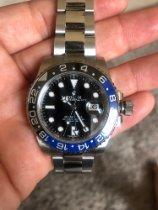 Rolex GMT-Master II Steel 40mm Black No numerals United States of America, Hawaii