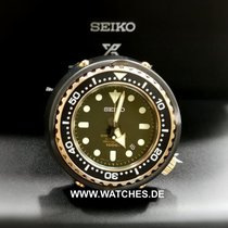 Seiko Ceramic 48mm Automatic SBDC014 new