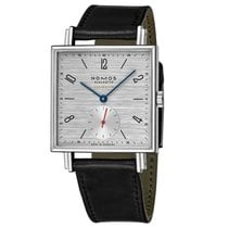 NOMOS Tetra Neomatik Steel Silver United States of America, New York, Brooklyn