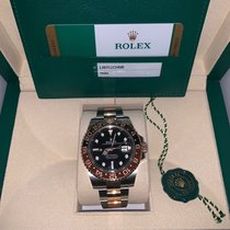 Rolex GMT-Master II 126711CHNR-0002 2018 pre-owned