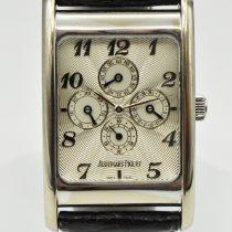 Audemars Piguet Edward Piguet White gold 27mm Silver Arabic numerals United States of America, Texas, Houston