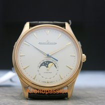 Jaeger-LeCoultre Master Ultra Thin Moon Rose gold 39mm Champagne No numerals United States of America, Florida, Boca Raton