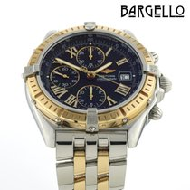 Breitling Crosswind Racing Gold/Steel 43mm